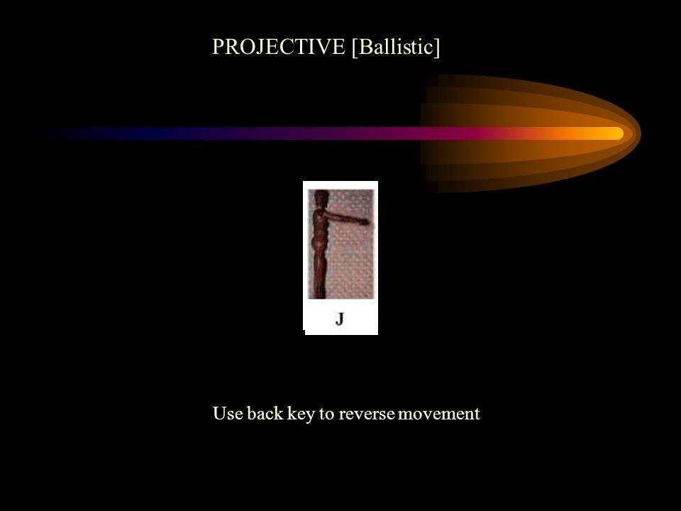 PROJECTIVE [Ballistic]